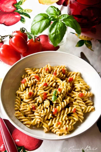 pasta pomodoro basilico